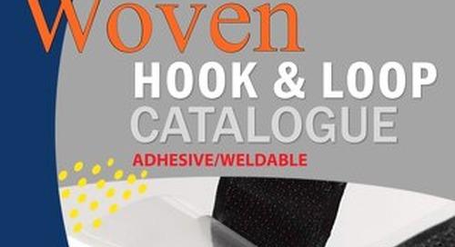 YKK Adhesive Woven Hook &Loop