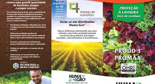 Crop Protection Brochure (HG) Portuguese