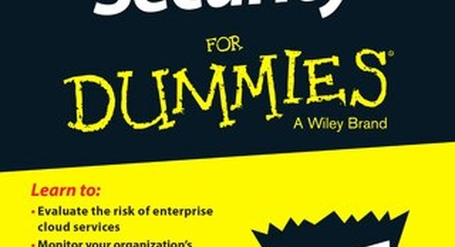 Cloud Security For Dummies, 2nd Edition