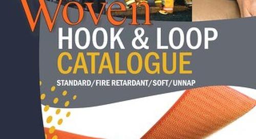 YKK Standard Woven Hook and Loop Catalog