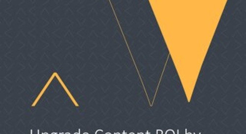 Measure Content ROI