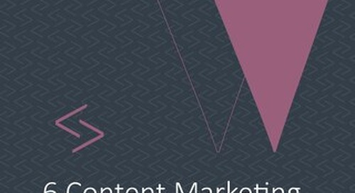 6 Content Marketing Trends to Explore