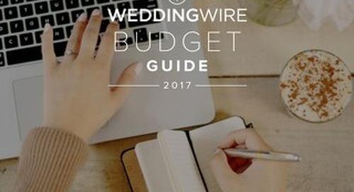 WeddingWire Budget Guide 2017