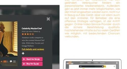 Irdeto Multiscreen - German