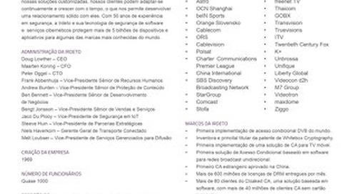 Ficha de Informações