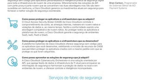 Cloudlock Security Platform - Portuguese