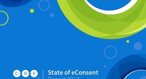 State of eConsent 2017 Report