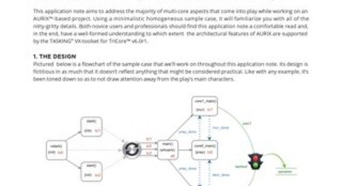 Aurix™ Multi-Core Tricore™ Programming Essentials