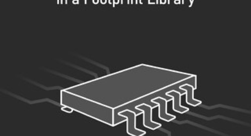 Creating 3D Component Bodies in a Footprint Library
