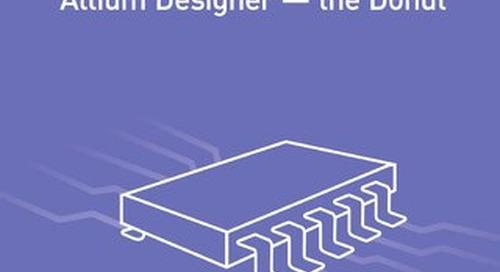 Creating Unusual Shapes in Altium Designer - The Donut