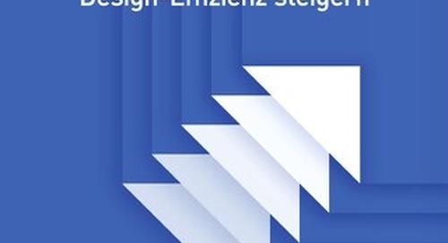 Mit Projektvorlagen die Design-Effizienz steigern