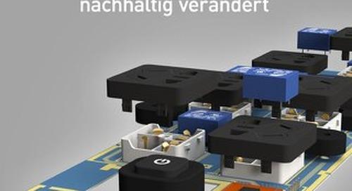 3D-Modellierung hat die Elektronikentwicklung nachhaltig verändert