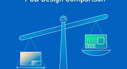 Facilitating Physical and Electrical PCB Design Comparison