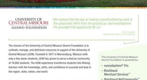 University of Central Missouri Alumni Foundation