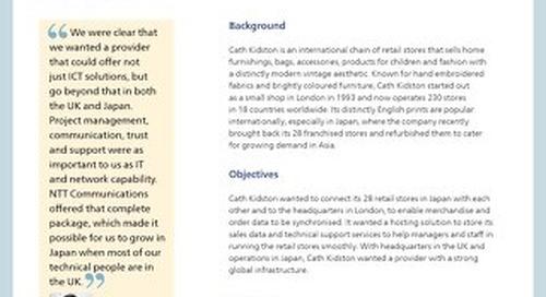 Cath Kidston Case Study