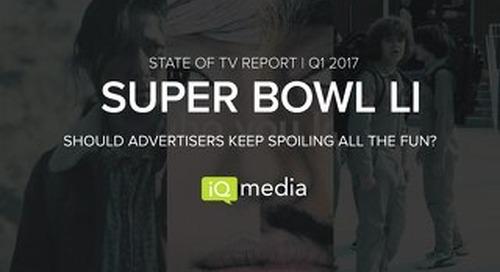 Super Bowl LI: Should advertisers keep spoiling the fun?