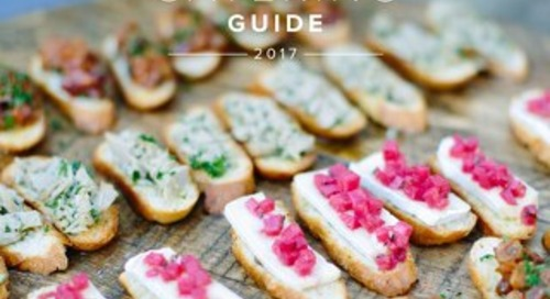 WeddingWire Catering Guide