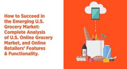 US Online Grocery Report