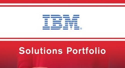 IBM Solutions Portfolio