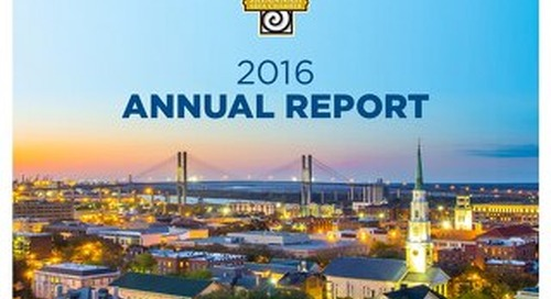 2016 Chamber Annual Report