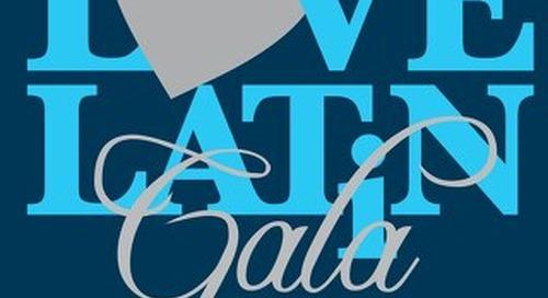 Latin Gala 2017 Program Book