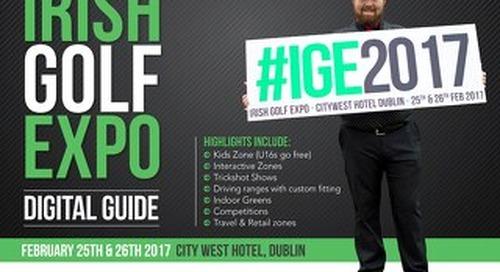 Irish Golf Expo 2017 Digital Guide