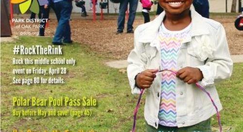 Park District of Oak Park Spring Program Guide