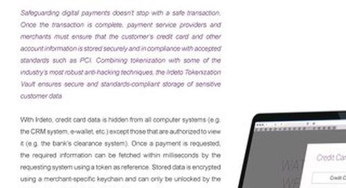 Use Case: Data Tokenization