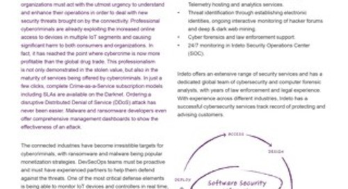 Datasheet: Cloakware® Cybersecurity Services