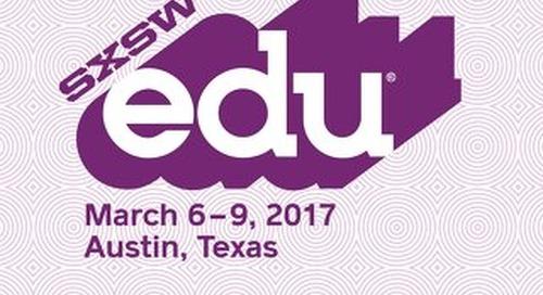 SXSWedu 2017 Program Guide
