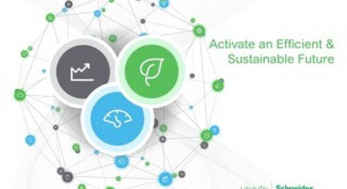 Activate an Efficient & Sustainable Future