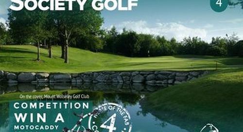 Society Golf Digital Magazine - Issue 4
