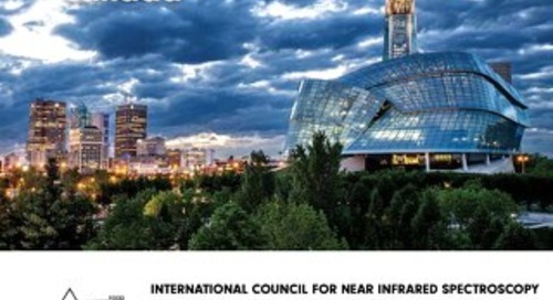 2021 International Conference on Near Infrared Spectroscopy
