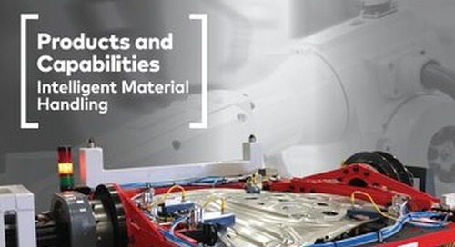 Intelligent Material Handling Products and Capabilities