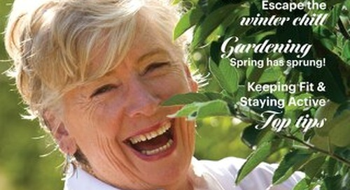 The Retiree Magazine Spring 2012