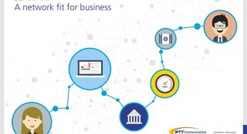 eBook SD-WAN: a network fit for business