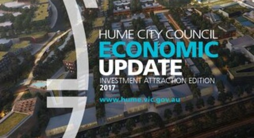 Economic Update - March 2017: Investment attraction edition