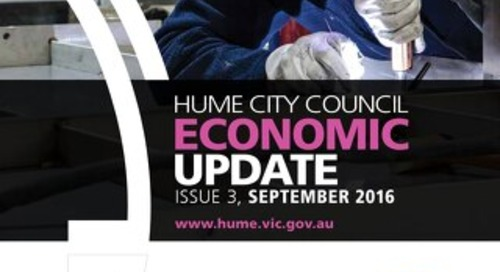 Economic Update September 2016