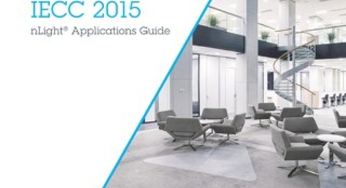 IECC 2015 nLight Solutions Energy Code Guide