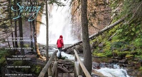 Distinctly Montana Spring 2017