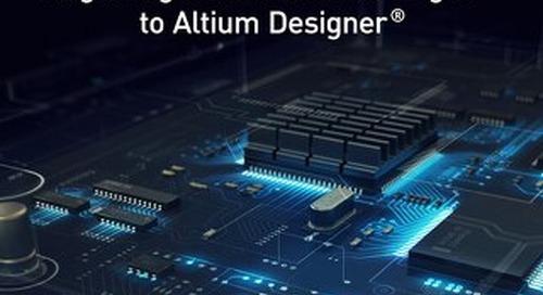 Migrating From Autodesk Eagle™ to Altium Designer®