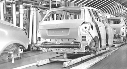 Automotive Industry dry-tech Solutions