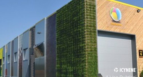 Likos Living Building Production Plant in the Czech Republic