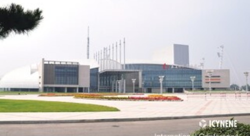 International Conference and Expo Center in China