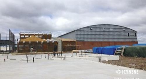 Attawapiskat First Nations School in Ontario