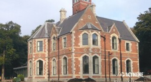 Ashurst House in the United Kingdom