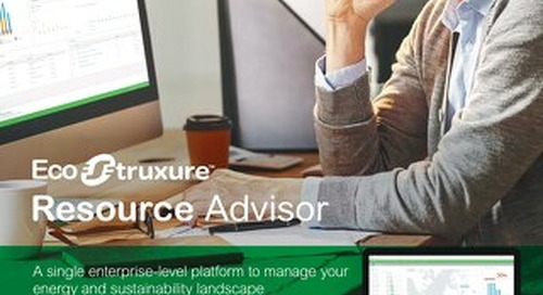 Resource Advisor Brochure