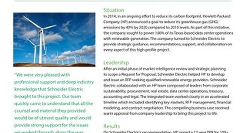 Information Technology: Hewlett-Packard