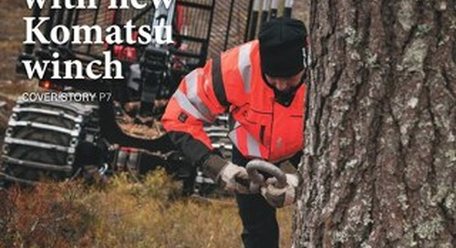 Timber & Forestry E News Issue 454