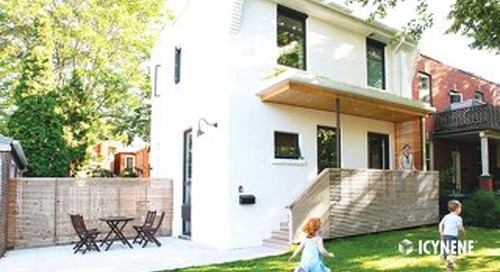 Solares Home Retrofit in Toronto, Ontario